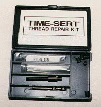 Time-Sert Thread Repair