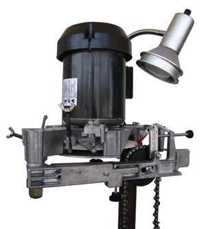 Silvey Swing Arm Grinder